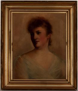 Image of Portrait of Gertrude Atherton