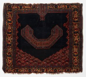 Image of Senneh Saddle Cover