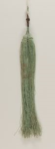 Image of Double-loose tassel with gilt knot