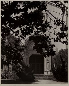 Image of Music Building Entrance, Mills College