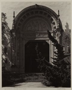 Image of Doorway - Mills College