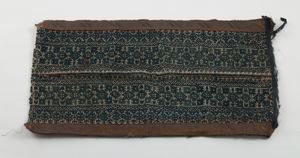 Image of Embroidered sleeve panel