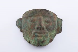 Image of Aztec Burial Mask