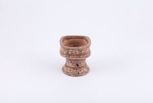 Image of Bowl with Rattle Base