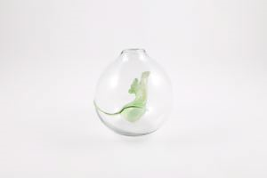 Image of Blown Glass Vase Form