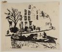 Image of Untitled (Canal Scene - Holland)