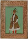Image of Portrait of Warrior or Nobleman with Sword (Himayur?)