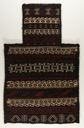 Image of Pair of Belouci flatweave salt bags