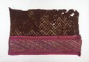 Image of Pre-Columbian textile fragment