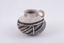 Image of Anasazi (Snowflake) pitcher