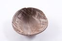 Image of Anasazi (Chaco) brown and white bowl