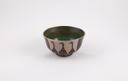 Image of Bowl with three black birds