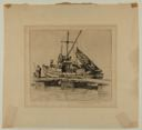 Image of Untitled [Trawler with Dory Aboard]