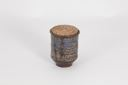 Image of Narrow cup with cork lid